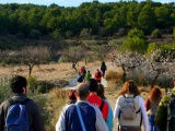Los espacios naturales protegidos de la Región atraen la visita de más de 44.000 personas