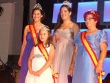 Jasmin Robles y Mari Ángeles Teruel, proclamadas reinas de las fiestas patronales 2012