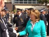 La Policía Local celebra el día de su patrón con una exhibición de la Unidad Policial de Rescate
